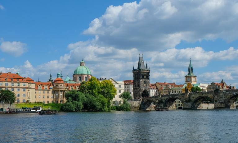 City break Prague